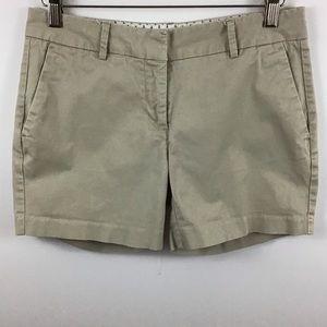 "Nautica Khaki Shorts 4.5"" Inseam"